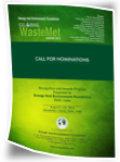 WasteMet Awards 2015-Brochure